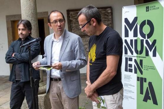 """Presentación de """"Monumenta"""". Foto: X. Crespo"""