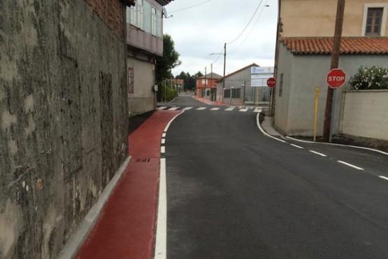 Novo aspecto da rúa