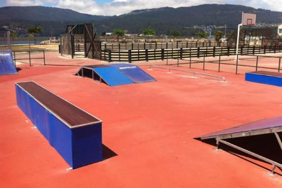 Skate Park de Arcade