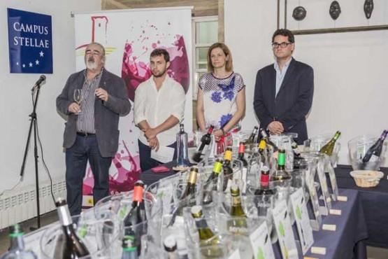 Xornada de viños Monterrei en Santiago