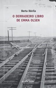 Portada de __O derradeiro libro de Enma Olsen__