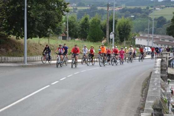 Día da Bicicleta de Frades