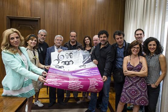 Presentación do Festival de Teatro Galego