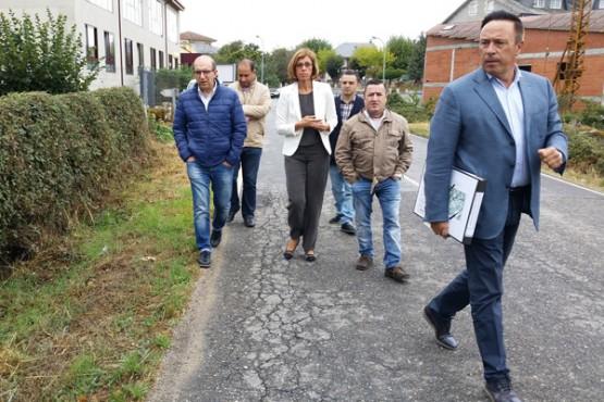 Raquel Arias en Taboada