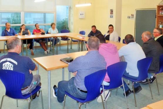 Reunión das asociacións