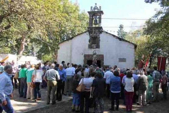 Procesión de San Miguel