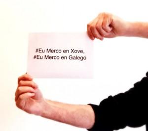 Campaña de fomento do galego