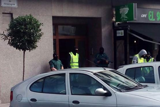 Detencións Operación Jaro