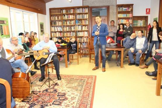 Día Internacional da Biblioteca en Ponte Caldelas