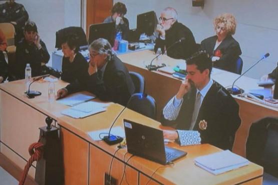 Nova sesión do xuízo