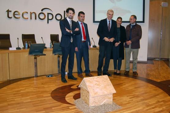 Francisco Conde na clausura do Foro da Biomasa