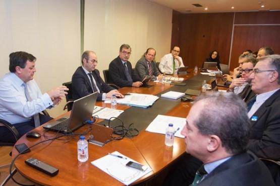 Consello de administración de Sogama. Foto: X. Crespo