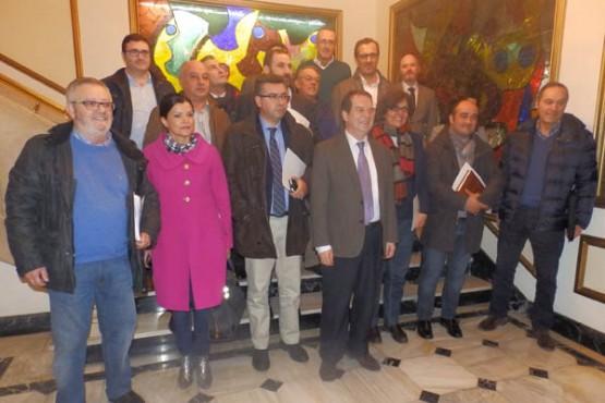 Reunión dos alcaldes da Área Metropolitana de Vigo