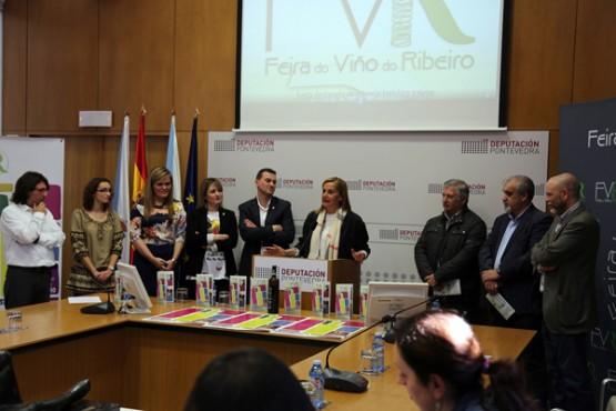 Presentación da Feira do Viño do Ribeiro