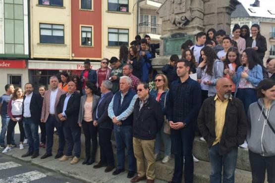 Valentín García no Congreso da Mocidade pola Lingua