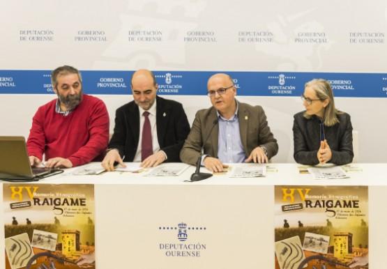 """Presentación da romaría etnográfica """"Raigame"""""""