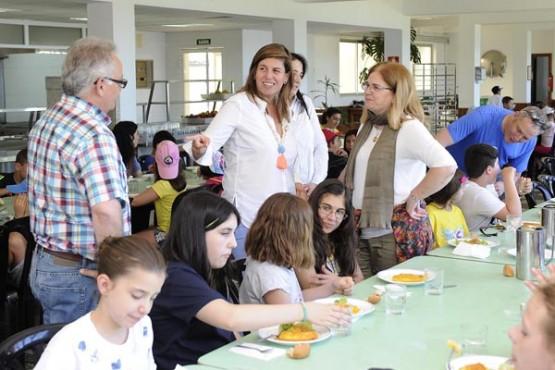 Xuntanza fin de curso do programa Móvete. Foto: M. Fuentes