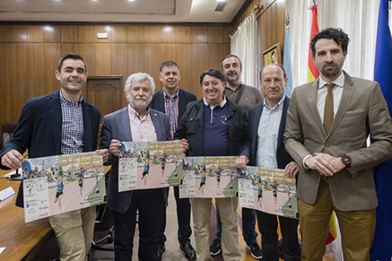 Presentación do Campionato de Galicia Absoluto de Atletismo
