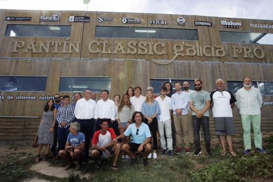 Presentación da 'Pantin Classic Galicia Pro'