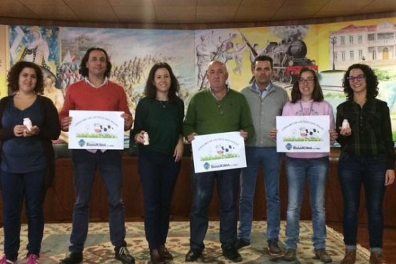 A escola infantil de Salvaterra participará nun programa de fomento de produtos láctos