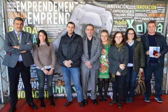 Xornadas de Emprendemento e Innovación en Santa Comba