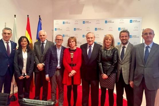 Presentación do programa turístico en Madrid