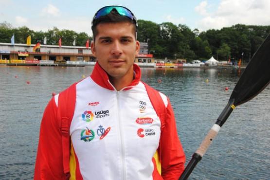 Cristian Toro recollerá o premio a mellor deportista masculino