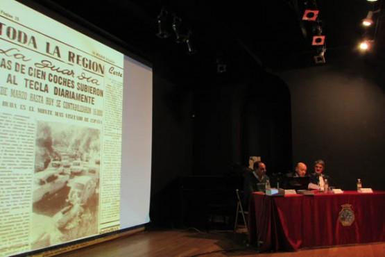 Presentación do novo libro de Miguel Villa