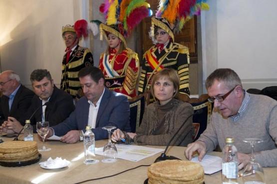 Presentación da Festa da Filloa de Lestedo. Foto: X. Crespo