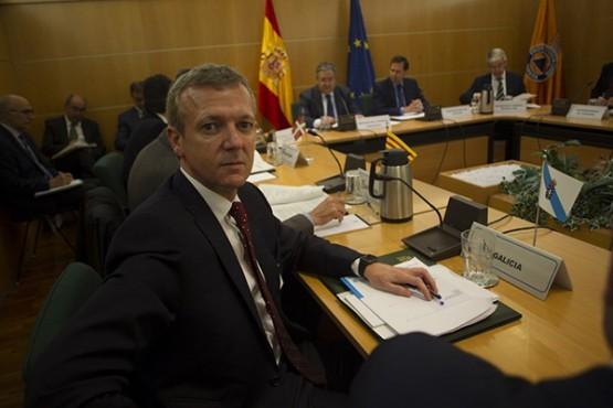 A Xunta participa na constitución do Consello Nacional de Protección Civil en Madrid