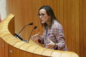 Intervención de Ethel Vázquez