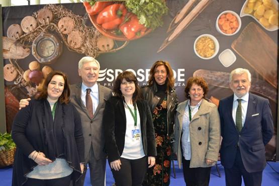 Marisol Díaz Mouteira participa na xornada dedicada a Galicia na Feira internacional do agro de Braga