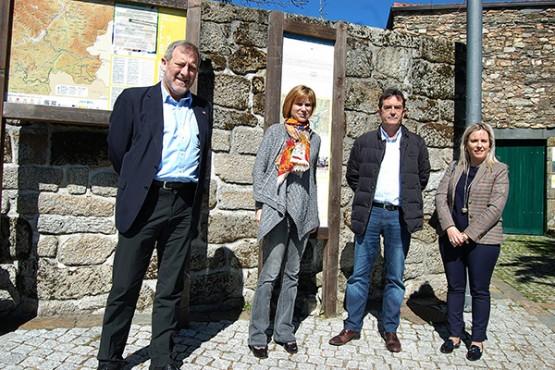 Turismo de Galicia acomete a mellora do albergue e centro de interpretación da castaña de Riós