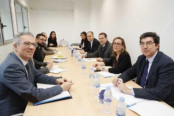Ethel Vázquez avanza a disposición da Xunta a acadar un acordo sobre os accesos para que Vigo teña a primeira estación intermodal de Galicia