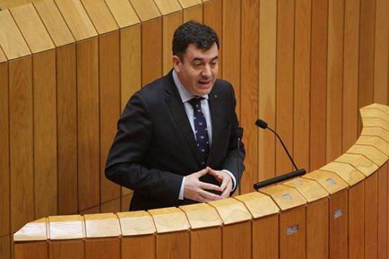Intervención de Román Rodríguez no pleno