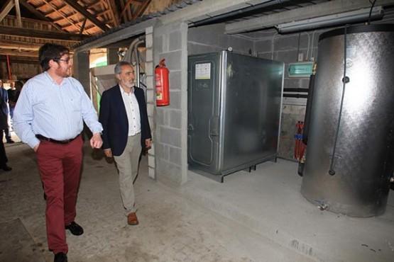 Cores Tourís na visita ao Concello da Illa de Arousa