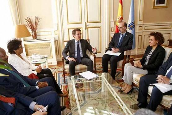 A Xunta reforza a cooperación con Mozambique