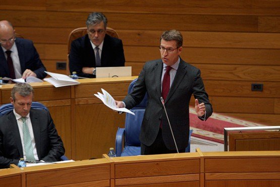 Feijóo anuncia un programa de emprego para 10.000 xóvenes que outorgará axudas de ata 7000 euros