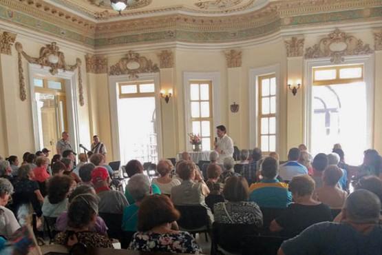 Miranda gaba en Cuba o papel da Federación de Sociedades Galegas e dos coordinadores nas provincias