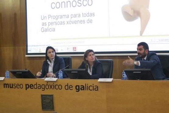 Presentación do programa de estudo Pertega. Foto: X. Crespo