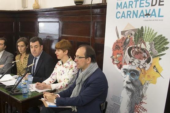 A versión en galego de 'Martes de Carnaval' sube a escena este xoves da man do CDG