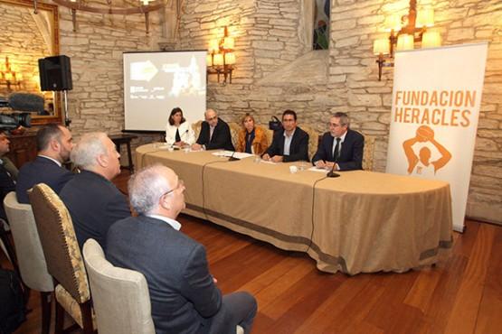 """Presentación do proxecto """"El camino acaba en Obradoiro"""""""