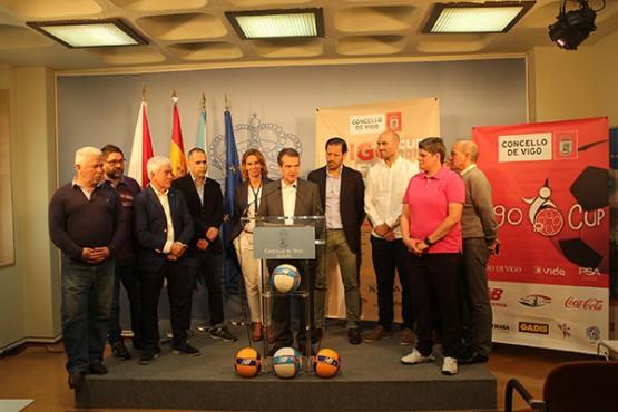 Presentación da Vigo Cup
