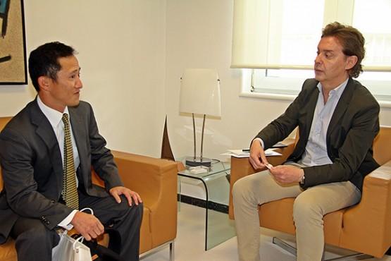 A Xunta consolida as liñas de cooperación coa prefectura de Wakayama en Xapón