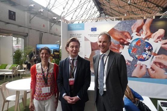 Galicia representa ao Comité Europeo das Rexións na sinatura do consenso europeo sobre desenvolvemento