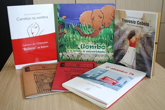 Edicións Fervenza participa na Feira do libro de Vigo coa presentación de seis títulos