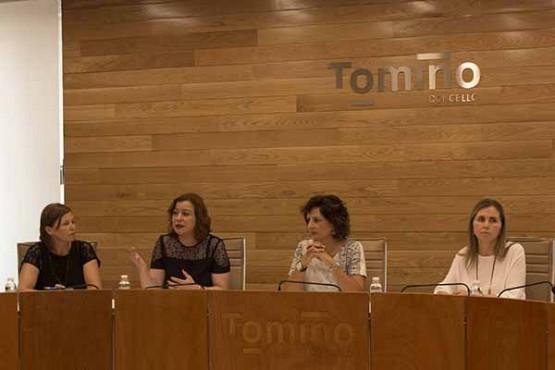 Intervención de Susana López Abella na Mesa Local