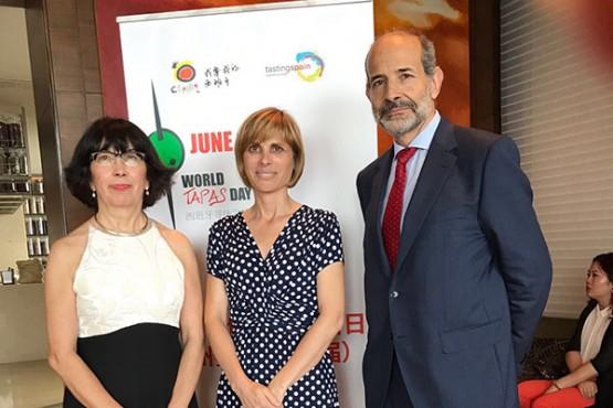 A gastronomía galega celebra o Día Mundial da Tapa en China