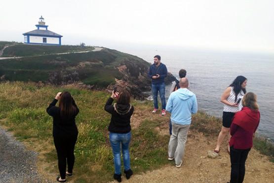Un grupo de operadores turísticos brasileiros visitan Galicia para coñecer o Camiño de Santiago