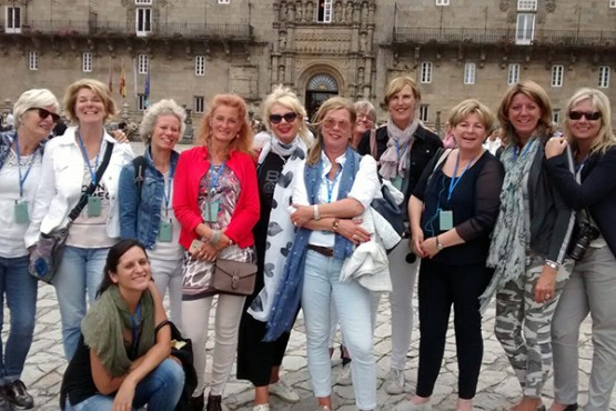 Operadores turísticos holandeses e xornalistas de Noruega visitan a comunidade con Turismo de Galicia